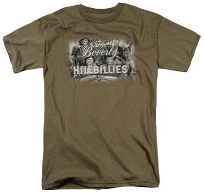 The Beverly Hillbillies - Logo