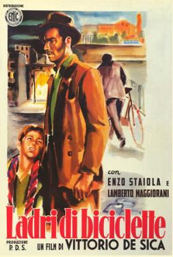 The Bicycle Thief - Italian Style