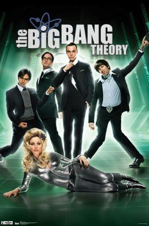 The Big Bang Theory - Group