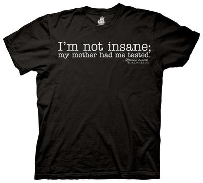 The Big Bang Theory - I'm Not Insane