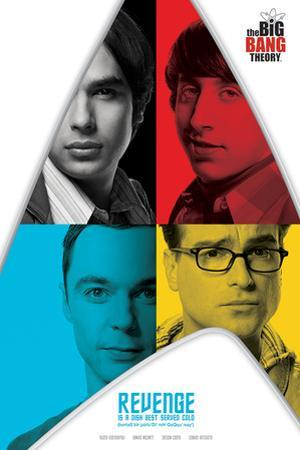 The Big Bang Theory - Revenge