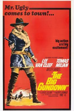 The Big Gundown, Lee Van Cleef, 1966