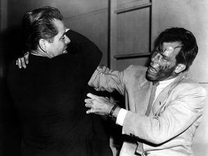 The Big Heat, Glenn Ford, Lee Marvin, 1953