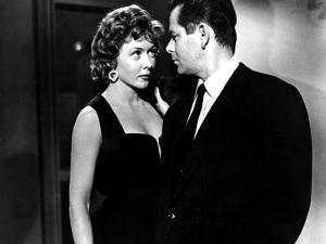 The Big Heat, Gloria Grahame, Glenn Ford, 1953