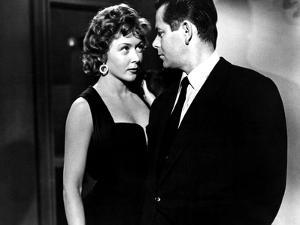 The Big Heat, Gloria Grahame, Glenn Ford, 1953