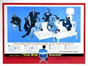 The Big Knife, 1955