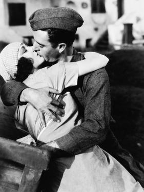 The Big Parade, Renee Adoree, John Gilbert, 1925
