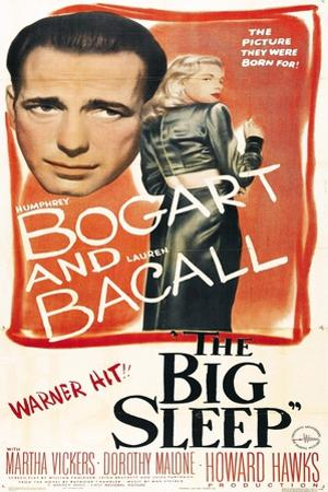 The Big Sleep, 1946, Directed by Howard Hawks