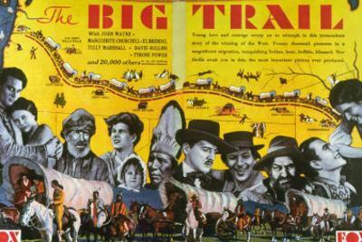 The Big Trail, 1930