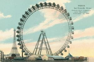 The Big Wheel, Paris