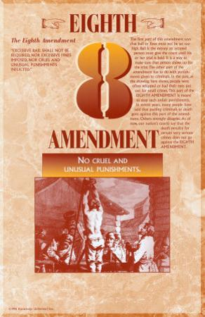 The Bill of Rights - Eighth Amendment