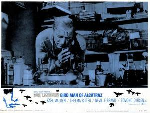 The Bird Man of Alcatraz, 1962