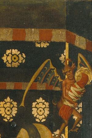 The Birth of Saint Stephen (Detail)