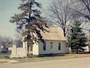 The Birthplace of Harry Truman in Lamar, Missouri.