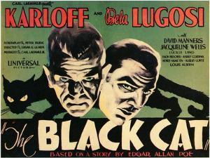 The Black Cat, 1934