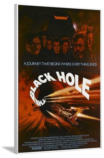 The Black Hole--Framed Poster