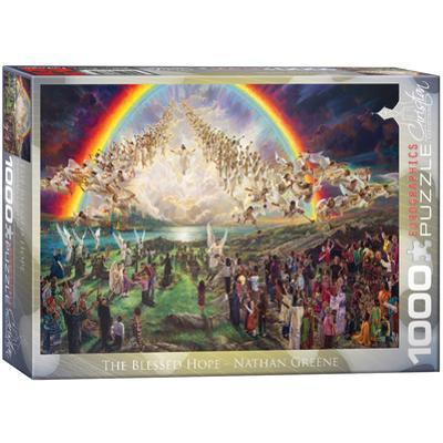 The Blessed Hope by Nathan Greene 1000 Piece Puzzle