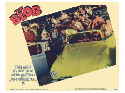 The Blob, 1958