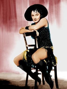 The Blue Angel, Marlene Dietrich, 1930