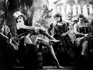 The Blue Angel, Marlene Dietrich, Rosa Valetti, 1930