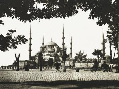 The Blue Mosque, Constantinople
