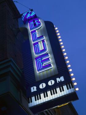 The Blue Room Jazz Club, 18th and Vine Historic Jazz District, Kansas City, Missouri, USA
