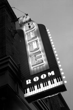 The Blue Room Jazz Club, 18th & Vine Historic Jazz District, Kansas City, Missouri, USA