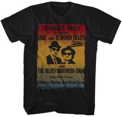 The Blues Brothers- Jake & Elwood Headshot Poster