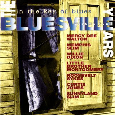 The Bluesville Years: Vol 4