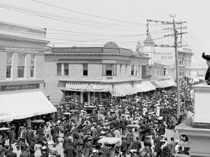 The Boardwalk Parade, Atlantic City, N.J.