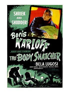The Body Snatcher, Boris Karloff, 1945