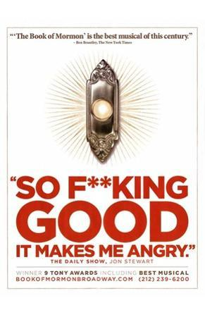 The Book of Mormon (Broadway)