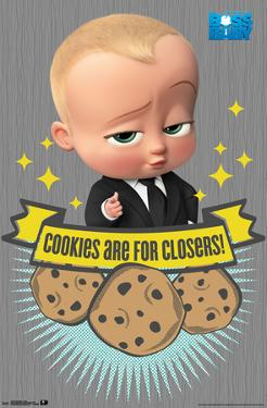 THE BOSS BABY - COOKIES