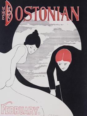 The Bostonian Original American Literary Poster