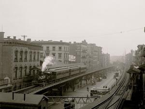 The Bowery Near Grand St., New York