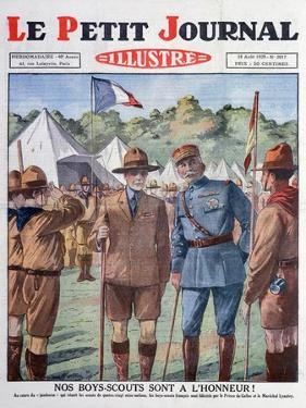The Boy Scouts Honor, 1929