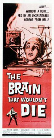 The Brain That Wouldn't Die - 1962