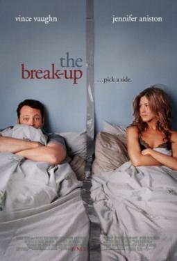 The Break Up (Jennifer Aniston, Vince Vaughn) Movie Poster