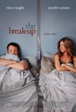 The Break Up (Jennifer Aniston, Vince Vaughn) Movie Poster