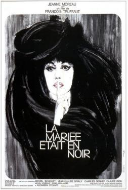 The Bride Wore Black - French Style