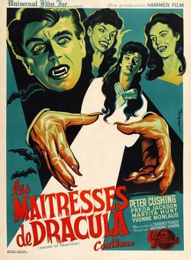 The Brides of Dracula (AKA Les Maitresses De Dracula), 1960