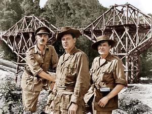 The Bridge on the River Kwai, Alec Guinness, William Holden, Jack Hawkins, 1957