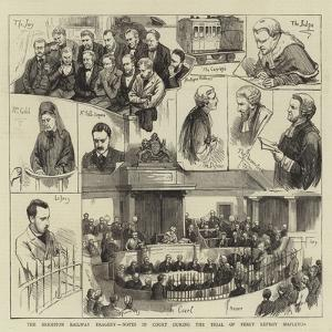 The Brighton Railway Tragedy, Notes in Court During the Trial of Percy Lefroy Mapleton