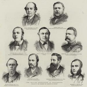The British Association at Manchester