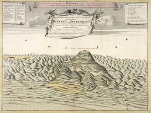 The Broken Mountain in the Territory of the Count of Wernigerode in Hartz Forest, Nuremberg, 1749