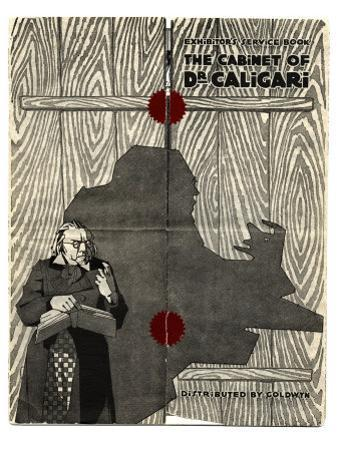 The Cabinet of Dr. Caligari, 1919