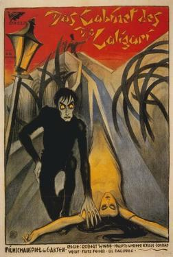 The Cabinet of Dr. Caligari - Italian Style