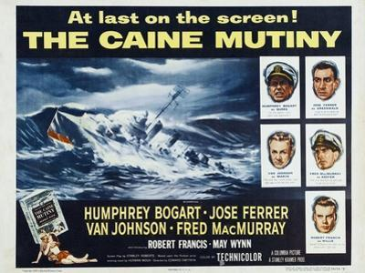 The Caine Mutiny, 1954, Directed by Edward Dmytryk