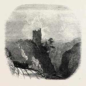 The Caledonian Railway: Woodhouse Tower, UK, 1847