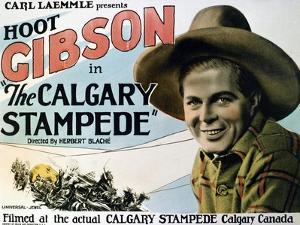 The Calgary Stampede, 1925, Directed by Herbert Blache